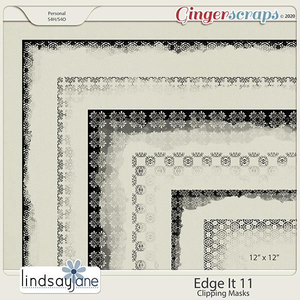 Edge It 11 by Lindsay Jane