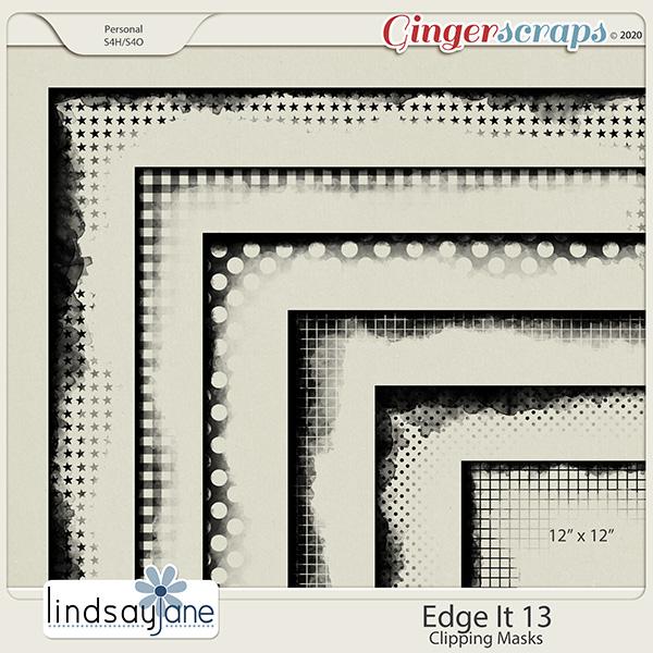 Edge It 13 by Lindsay Jane