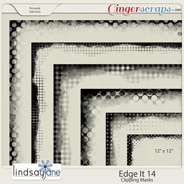 Edge It 14 by Lindsay Jane
