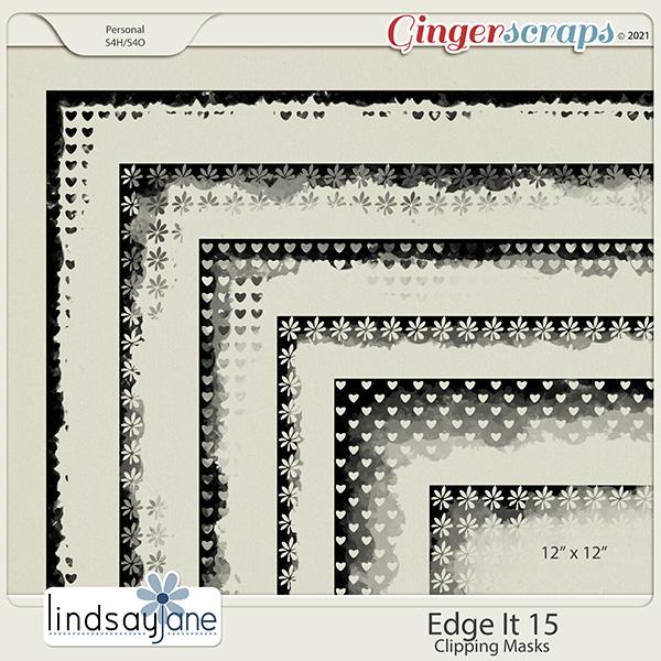 Edge It 15 by Lindsay Jane