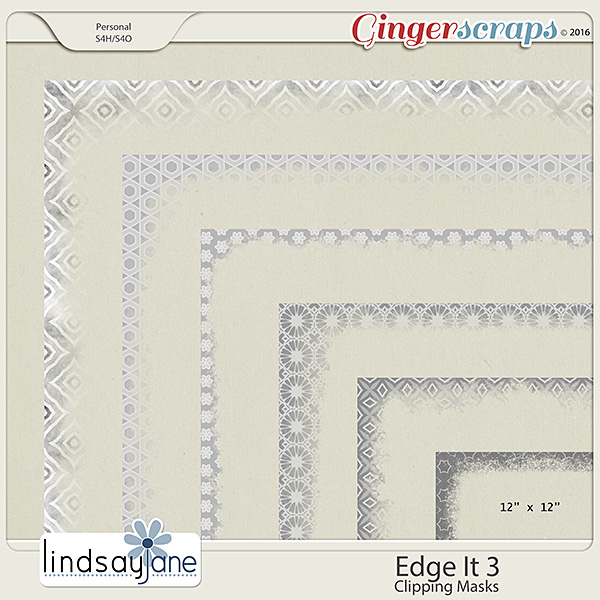Edge It 3 by Lindsay Jane