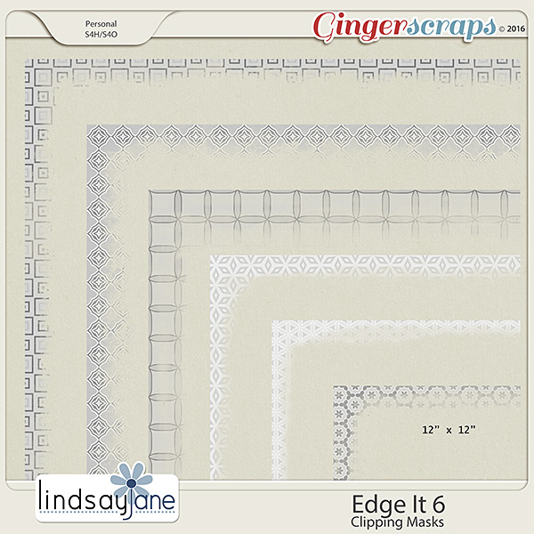 Edge It 6 by Lindsay Jane