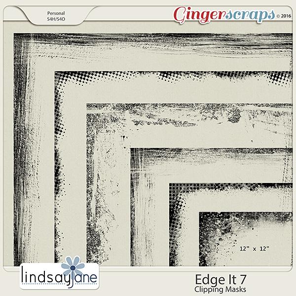 Edge It 7 by Lindsay Jane