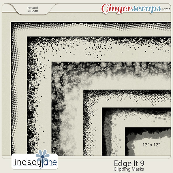 Edge It 9 by Lindsay Jane