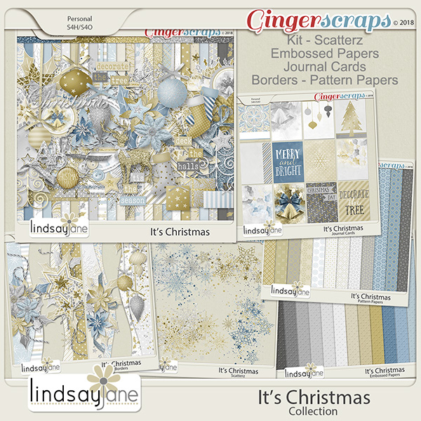 Its Christmas Collection by Lindsay Jane