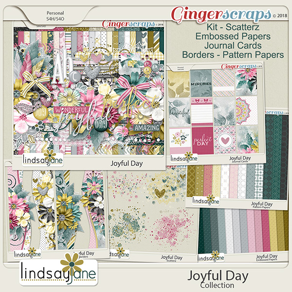 Joyful Day Collection by Lindsay Jane