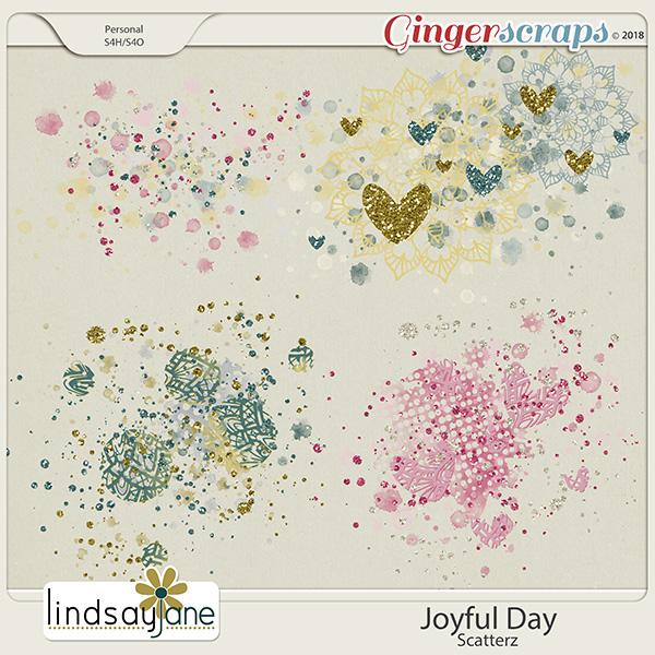 Joyful Day Scatterz by Lindsay Jane