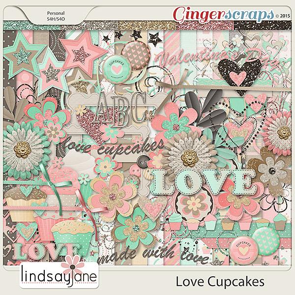 Love Cupcakes by Lindsay Jane