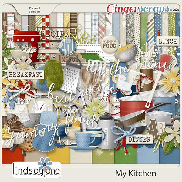 My Kitchen by Lindsay Jane