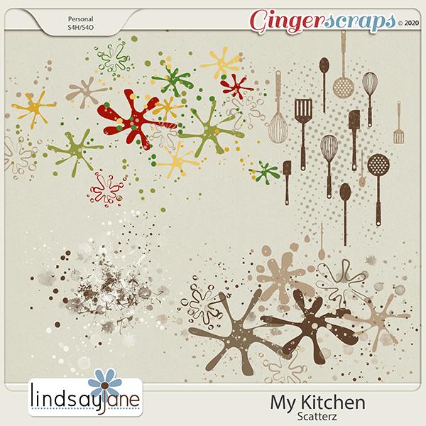 My Kitchen Scatterz by Lindsay Jane