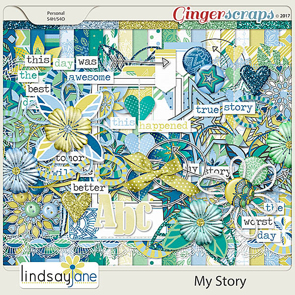 My Story by Lindsay Jane