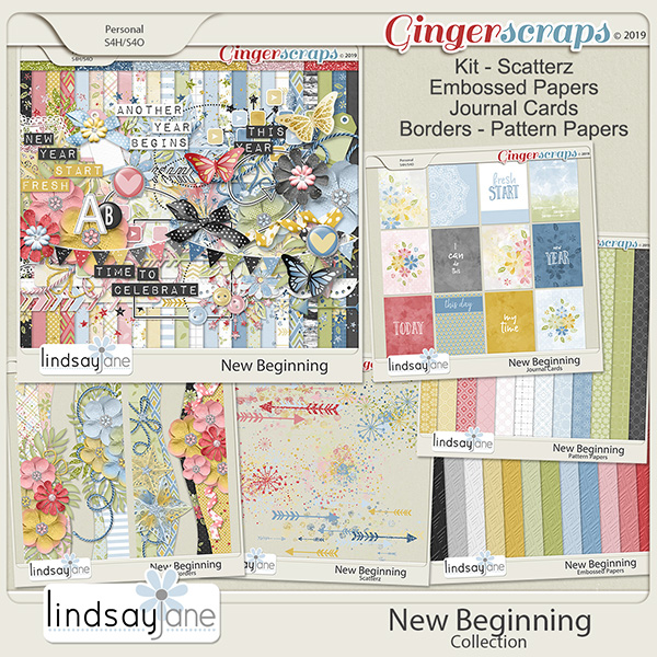 New Beginning Collection by Lindsay Jane