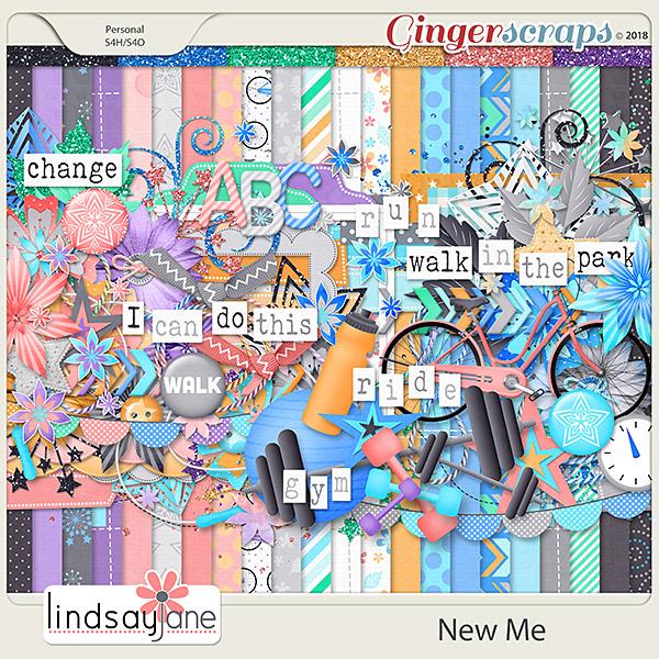 New Me by Lindsay Jane