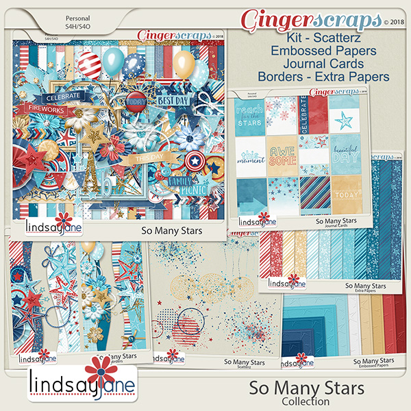 So Many Stars Collection by Lindsay Jane