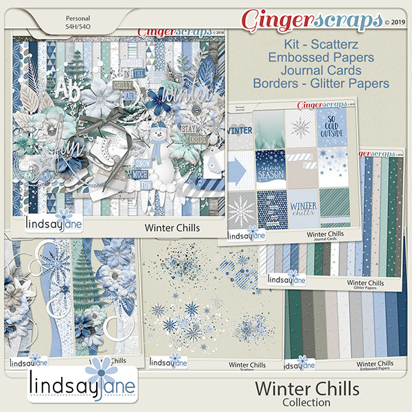 Winter Chills Collection by Lindsay Jane