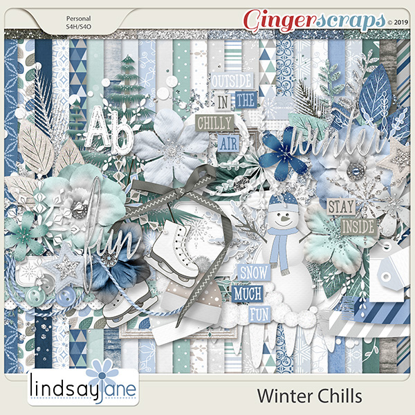 Winter Chills by Lindsay Jane