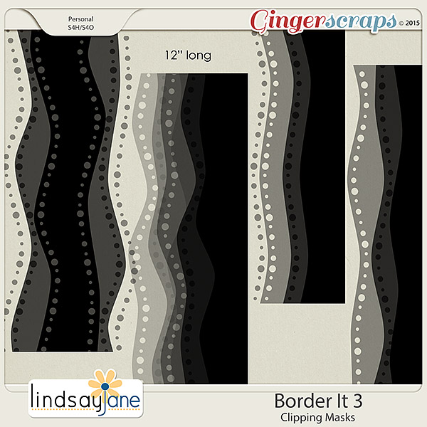 Border It 3 by Lindsay Jane