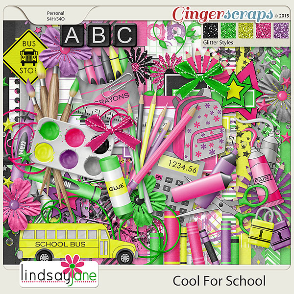 Cool For School by Lindsay Jane