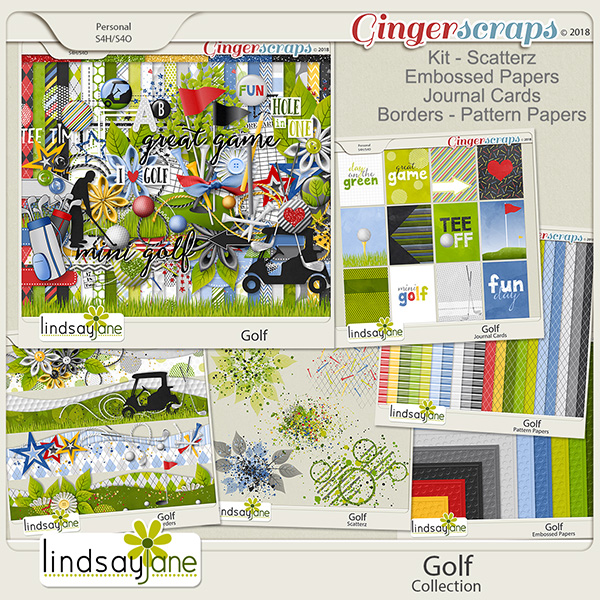 Golf Collection by Lindsay Jane