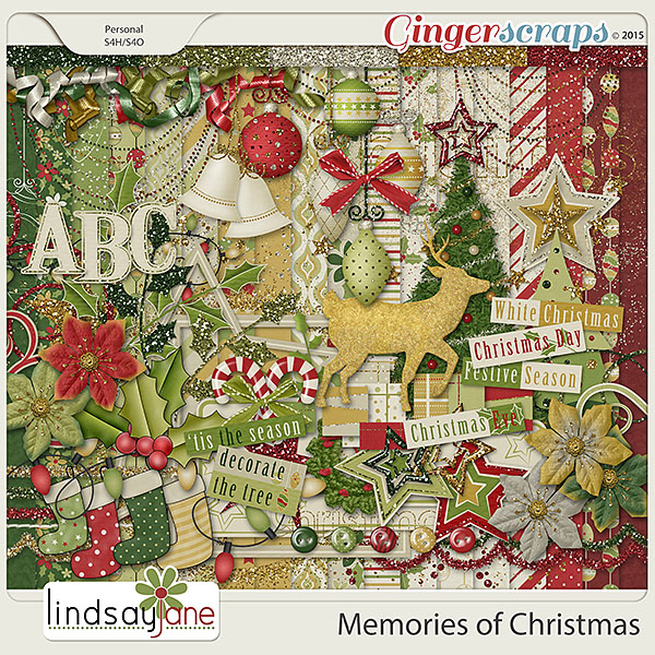 Memories of Christmas by Lindsay Jane