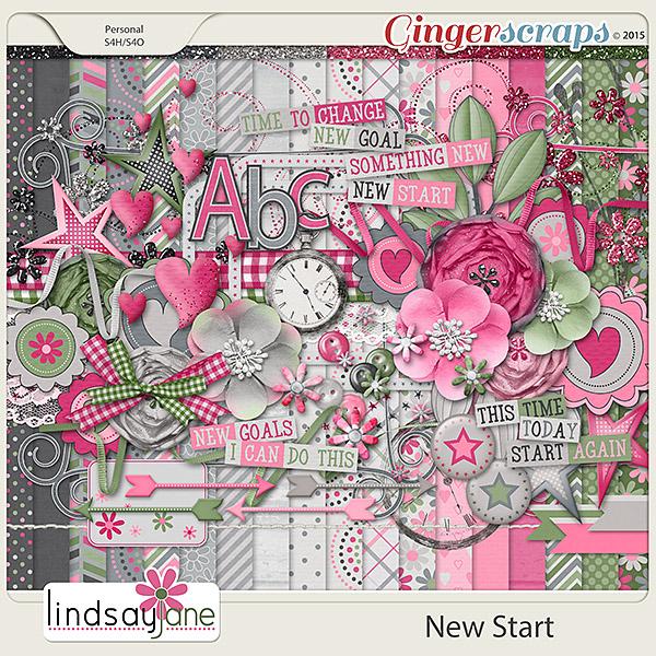 New Start by Lindsay Jane