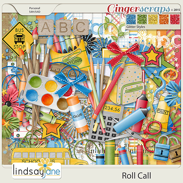 Roll Call by Lindsay Jane