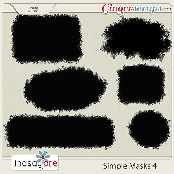 Simple Masks 4 by Lindsay Jane