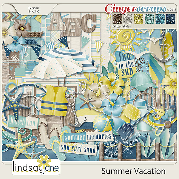 Summer Vacation by Lindsay Jane