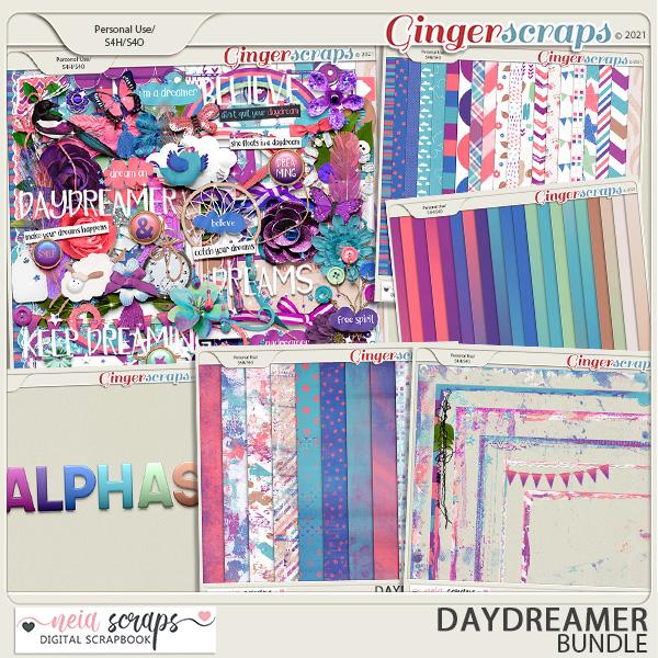 Daydreamer - Bundle - by Neia Scraps