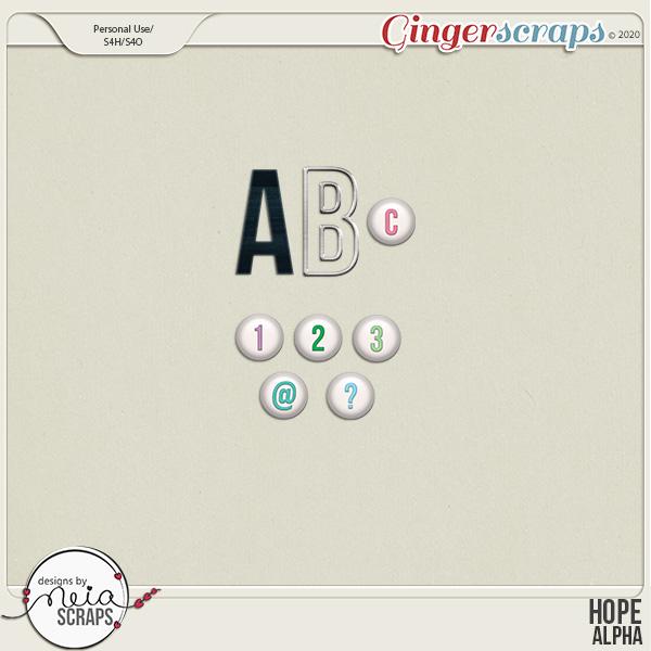 Hope - Alpha- by Neia Scrap