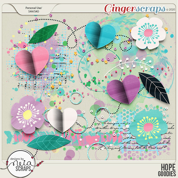 Hope - Goodies - by Neia Scraps