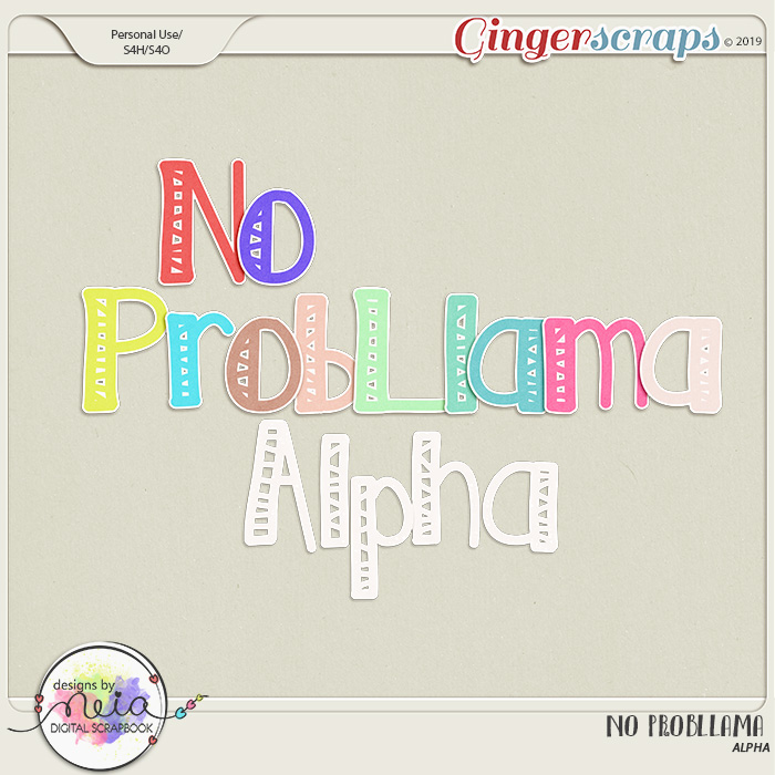 No ProbLlama - Alpha - By Neia Scraps