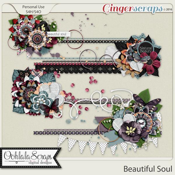 Beautiful Soul Cluster Stitches