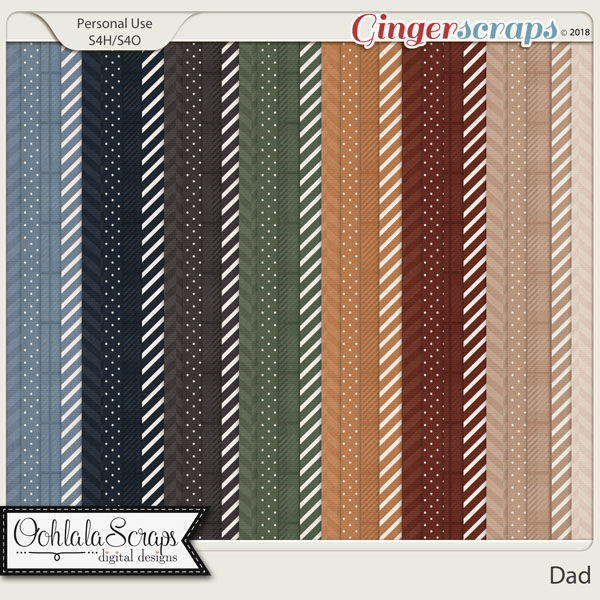 Dad Pattern Papers