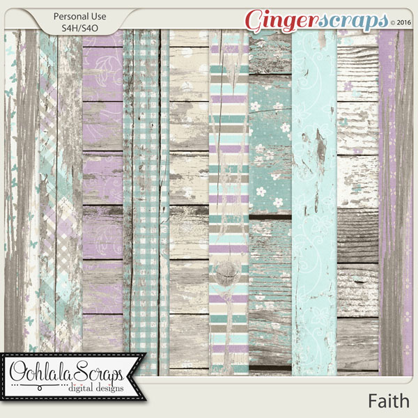 Faith Worn Wood Papers