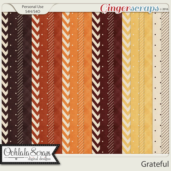 Grateful Pattern Papers