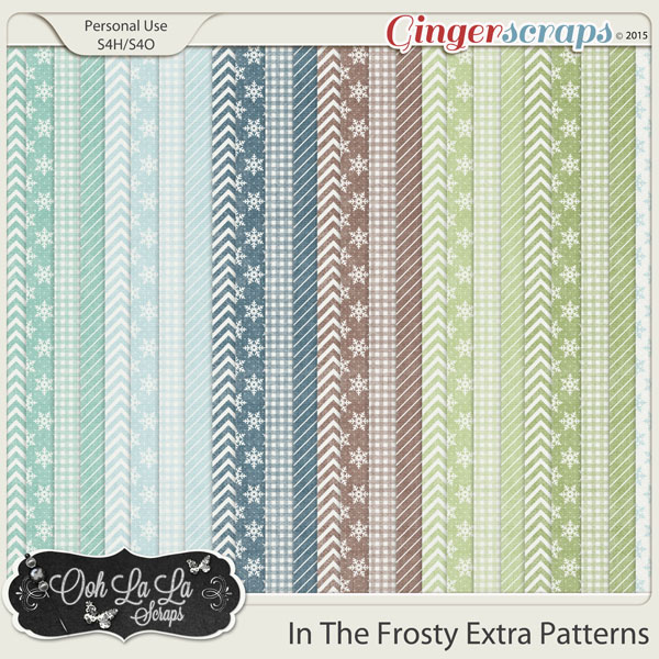 In The Frosty Air Pattern Papers