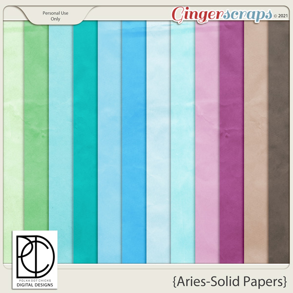 Aries (Solid Papers)