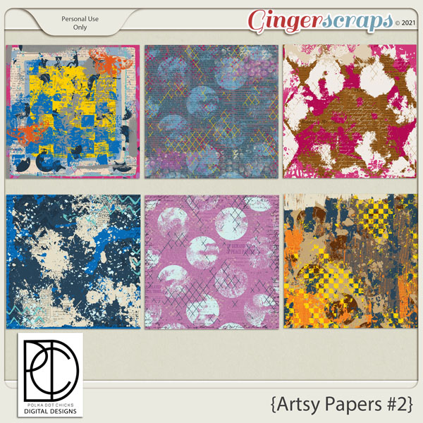 Artsy Papers #2