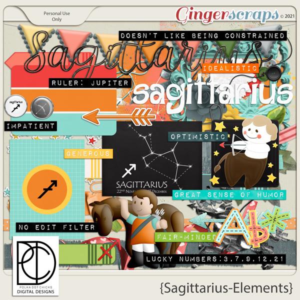 Sagittarius (Elements)
