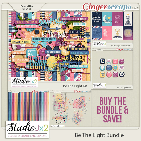 Be The Light Bundle