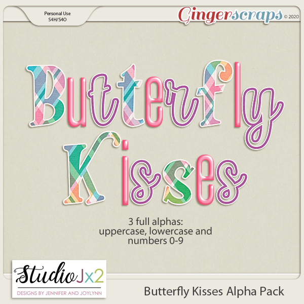 Butterfly Kisses Alphas