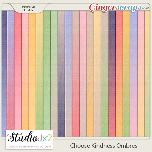 Choose Kindness Ombres