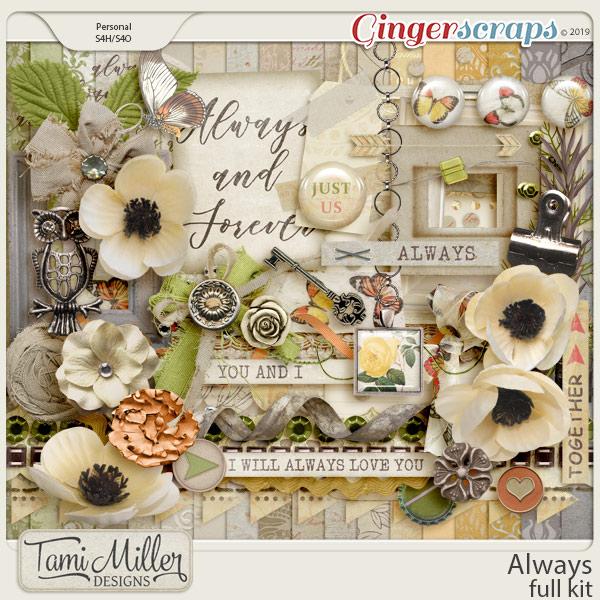 Always Full Kit by Tami Miller Designs