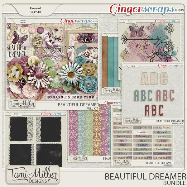 Beautiful Dreamer Bundle by Tami Miller Designs