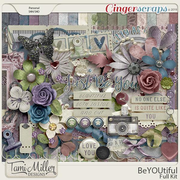 BeYOUtiful Full Kit by Tami Miller Designs