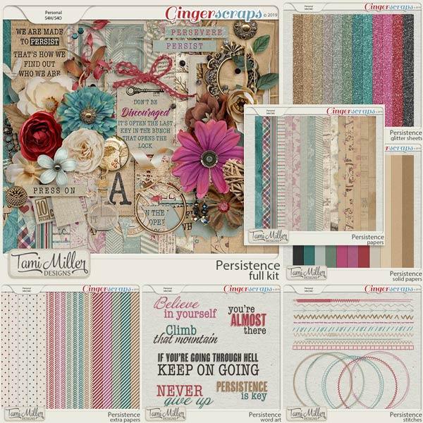 Persistence Bundle by Tami Miller Designs