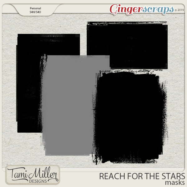 Reach for the Stars Masks by Tami Miller Designs