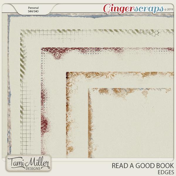Read A Good Book Edges