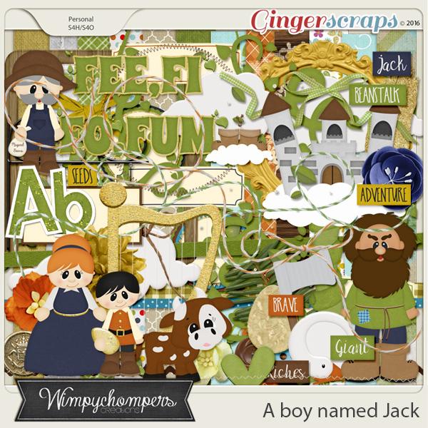 A boy named Jack